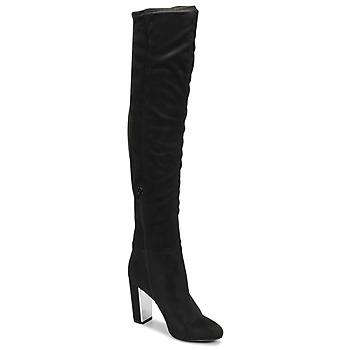 Zapatos Mujer Botas urbanas Minelli  Negro