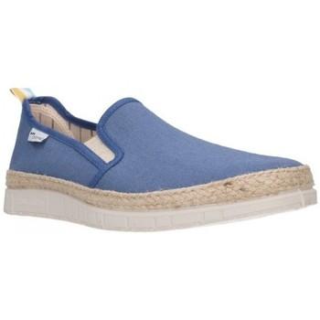 Zapatos Hombre Alpargatas Potomac 155 Hombre Jeans bleu