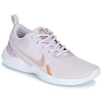 Zapatos Mujer Multideporte Nike WMNS FLEX EXPERIENCE RN 10 Rosa / Oro