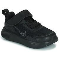 Zapatos Niños Multideporte Nike NIKE WEARALLDAY (TD) Negro