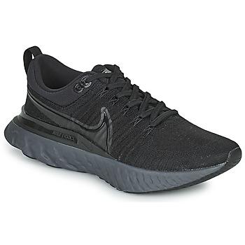 Zapatos Hombre Running / trail Nike NIKE REACT INFINITY RUN FK 2 Negro