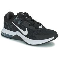 Zapatos Hombre Multideporte Nike NIKE AIR MAX ALPHA TRAINER 4 Negro / Blanco