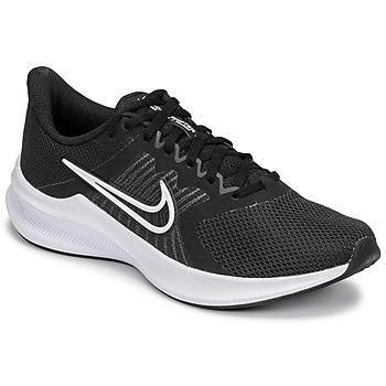 Zapatos Mujer Running / trail Nike WMNS NIKE DOWNSHIFTER 11 Negro / Blanco