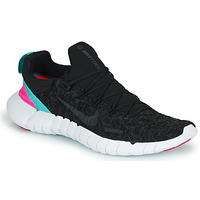 Zapatos Hombre Running / trail Nike NIKE FREE RN 5.0 NEXT NATURE Negro / Gris