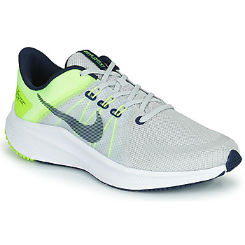 Zapatos Hombre Running / trail Nike NIKE QUEST 4 Gris / Amarillo