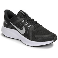 Zapatos Mujer Running / trail Nike WMNS NIKE QUEST 4 Negro / Blanco