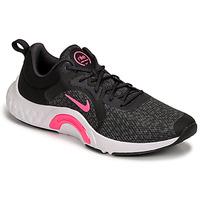 Zapatos Mujer Multideporte Nike W NIKE RENEW IN-SEASON TR 11 Negro / Rosa