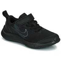 Zapatos Niños Running / trail Nike NIKE STAR RUNNER 3 (PSV) Negro