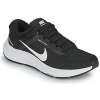 Zapatos Hombre Running / trail Nike NIKE AIR ZOOM STRUCTURE 24 Negro / Blanco