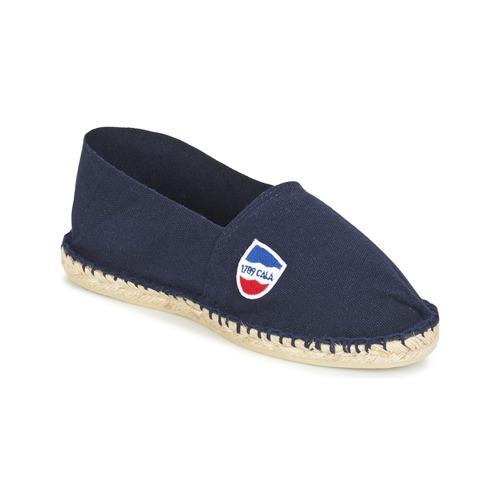 1789 Cala UNIE MARINE Marino - Envío gratis | ! - Zapatos Alpargatas Hombre