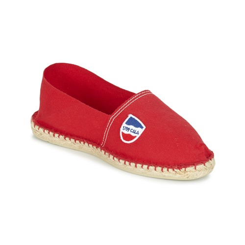 1789 Cala UNIE ROUGE Rojo - Envío gratis | ! - Zapatos Alpargatas Hombre