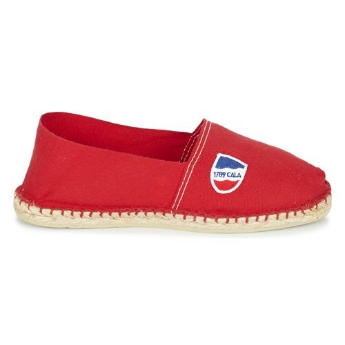 1789 Cala Unie Rouge Rojo - Envío Gratis Zapatos Alpargatas Hombre 2450