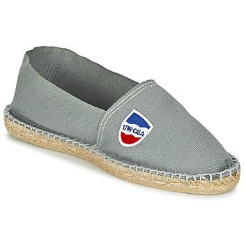 Zapatos Hombre Alpargatas 1789 Cala CLASSIQUE Gris