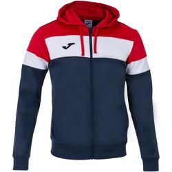 textil Hombre Chaquetas de deporte Joma CREW IV Marino Rojo