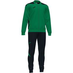 textil Hombre Conjuntos chándal Joma CHAMPIONSHIP VI Verde Negro