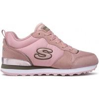 Zapatos Hombre Zapatillas bajas Skechers OG 85 STEP N FLY  ROSA Rosa