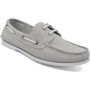 Zapatos Hombre Zapatos náuticos Seajure Náuticos Unawatuna Gris claro