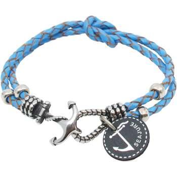 Relojes & Joyas Hombre Brazalete Seajure Pulsera Palawan Azul