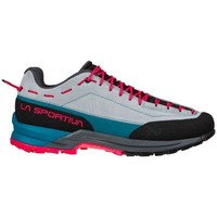 Zapatos Running / trail La Sportiva TX GUIDE LEATHER GRIS ROSA MUJER 27T907406 GRIS ROSA