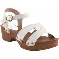 Zapatos Niña Sandalias Bubble Bobble Sandalia niña  a3014 blanco Blanco
