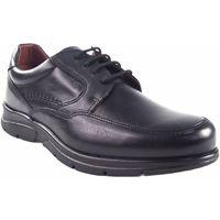 Zapatos Hombre Derbie Baerchi Zapato caballero  1250 negro Negro