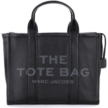 Bolsos Mujer Bolso Marc Jacobs Bolso The  The Leather Small Traveler Tote Bag Negro