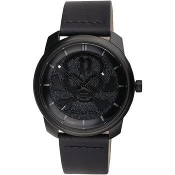 Relojes & Joyas Hombre Relojes analógicos Police PL15714JSB.02A, Quartz, 44mm, 3ATM Negro