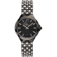 Relojes & Joyas Mujer Relojes analógicos Police PL16072BSB.02M, Quartz, 34mm, 3ATM Negro