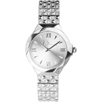 Relojes & Joyas Mujer Relojes analógicos Police PL16072BS.04M, Quartz, 34mm, 3ATM Plata