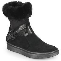 Zapatos Niña Botas urbanas GBB EVELINA Negro