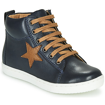 Zapatos Niño Zapatillas altas GBB KANY Azul