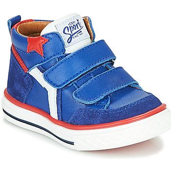 Zapatos Niño Zapatillas altas GBB FLAVIO Azul