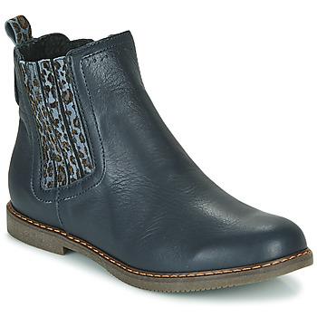 Zapatos Niña Botas de caña baja GBB EVERY Azul