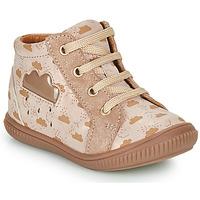 Zapatos Niña Zapatillas altas GBB MASHA Beige