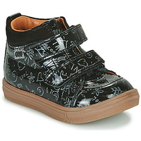 Zapatos Niña Zapatillas altas GBB DOMENA Negro