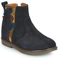 Zapatos Niña Botas de caña baja GBB JEANNETTE Azul