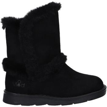 Zapatos Niña Botas de nieve Mod'8 831862-10 ALDOUX Negro