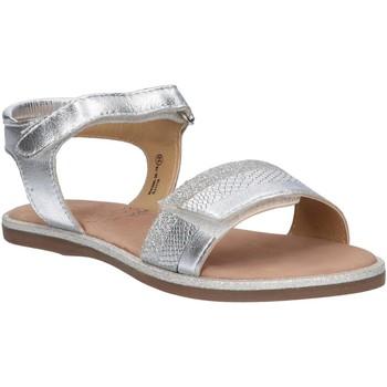 Zapatos Niña Sandalias Mod'8 864260-30 PAGANISA Plateado