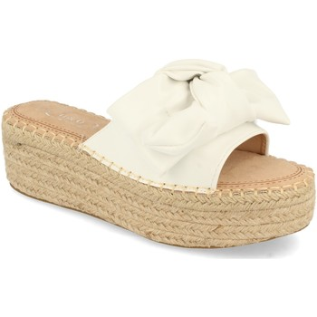 Zapatos Mujer Alpargatas H&d YZ19-325 Blanco