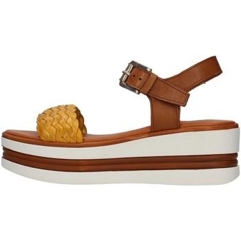 Zapatos Mujer Sandalias Pregunta PQ6605000 AMARILLO