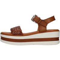 Zapatos Mujer Sandalias Pregunta PQ6605000 CUERO