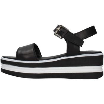 Zapatos Mujer Sandalias Pregunta PQ6603661 NEGRO