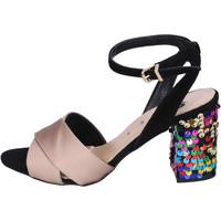 Zapatos Mujer Sandalias Luni BH94 Negro