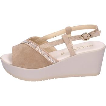 Zapatos Mujer Sandalias Elisa Conte BH108 Beige
