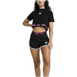 textil Mujer Faldas Siksilk SSW-1631 Negro