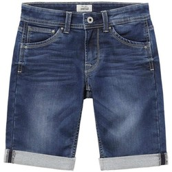 textil Niño Shorts / Bermudas Pepe jeans PB8000524DJ2 Azul