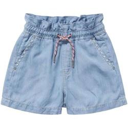 textil Niña Shorts / Bermudas Pepe jeans PG800683 Azul