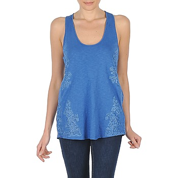 textil Mujer camisetas sin mangas Stella Forest YDE009 Azul