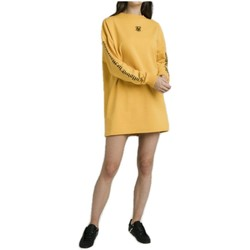 textil Mujer Vestidos Siksilk SSW-1341 amarillo