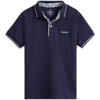 textil Niño Camisetas manga corta Hackett HK561354 Azul